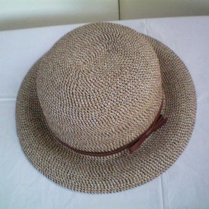 Vintage Ladies Hat. Made In Italy.  Lord & Taylor